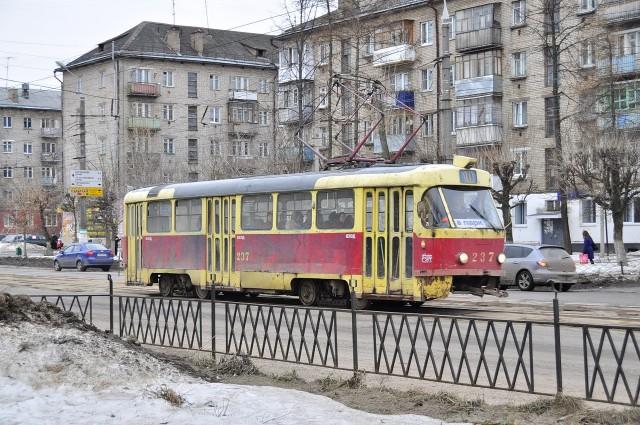 Тверской трамвай