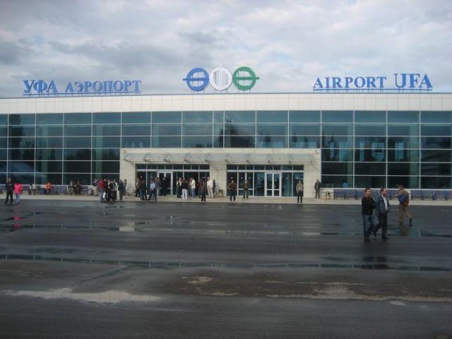 Уфа. Аэропорт