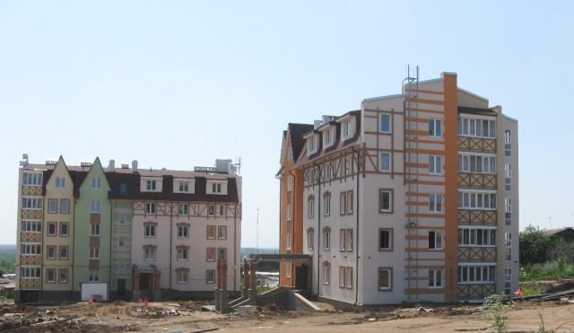 Уфа. Строительство ЖК Французский двор в Михайловке