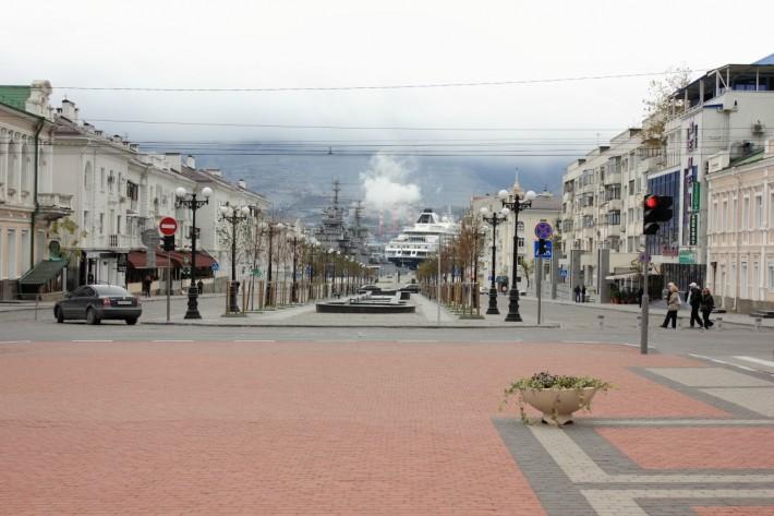 Улица Новороссийская