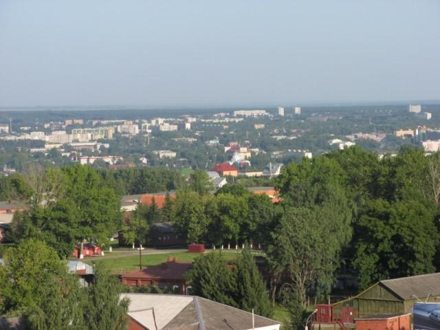 Вид на Мурыновку