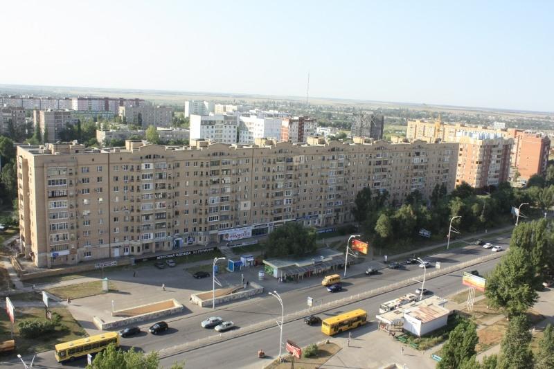 Волгодонск. Проспект