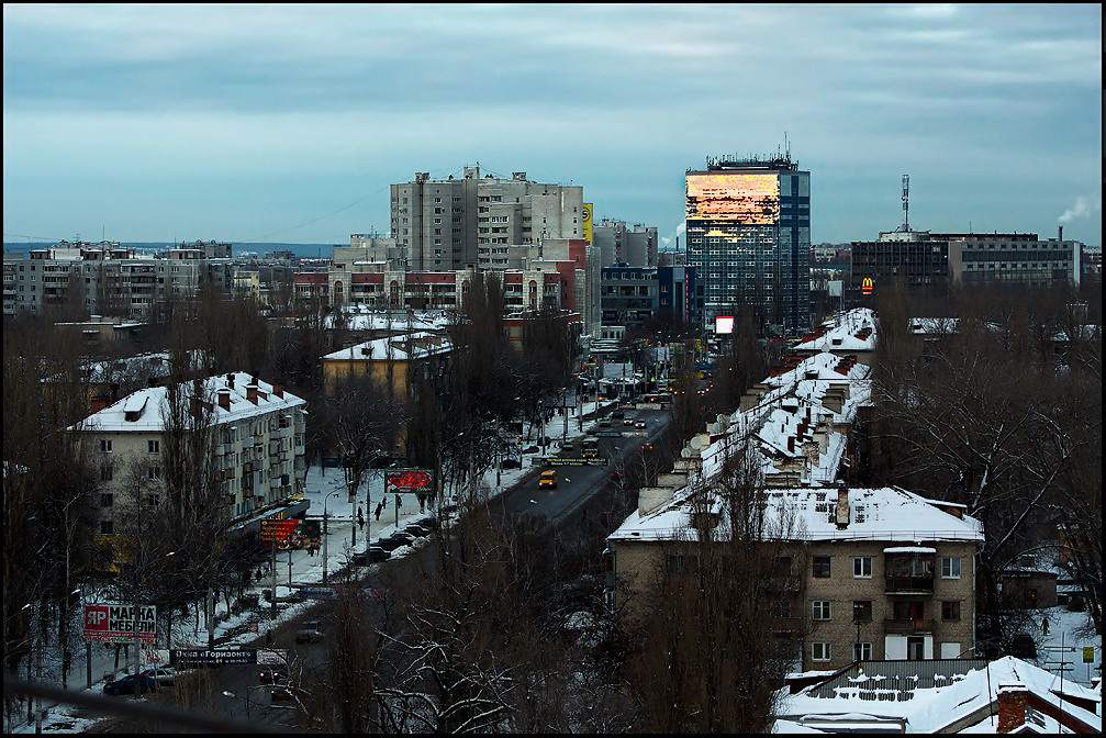 Воронеж. Машмет