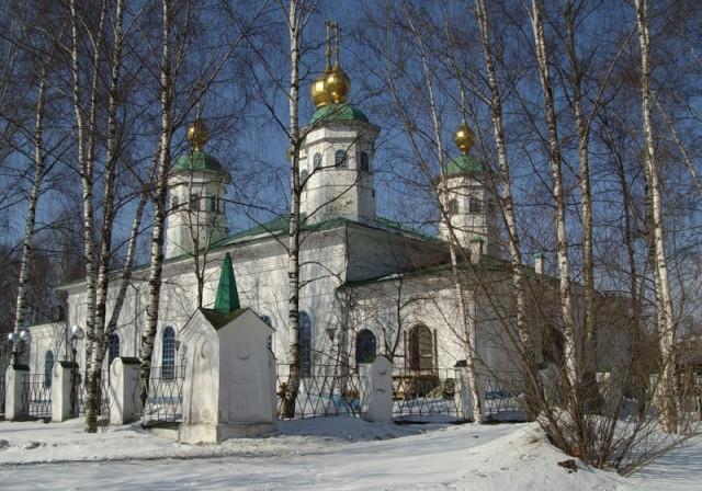 Воскресенский собор