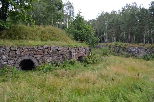 Восточно-Выборгские укрепления на Батарейной горе