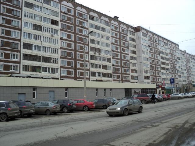 Жилые дома в Первомаском районе