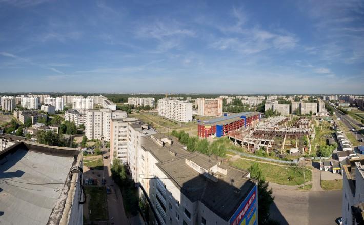 Заволжский район Ярославля