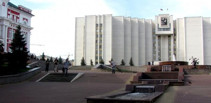 Здание Правительства Республики