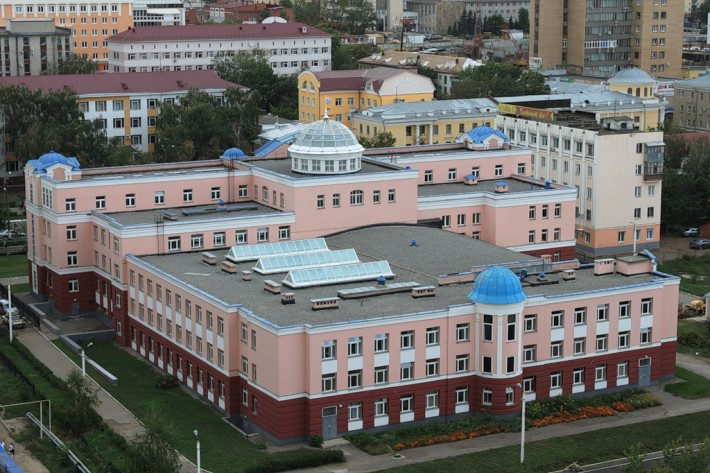 Здание гимназии №12