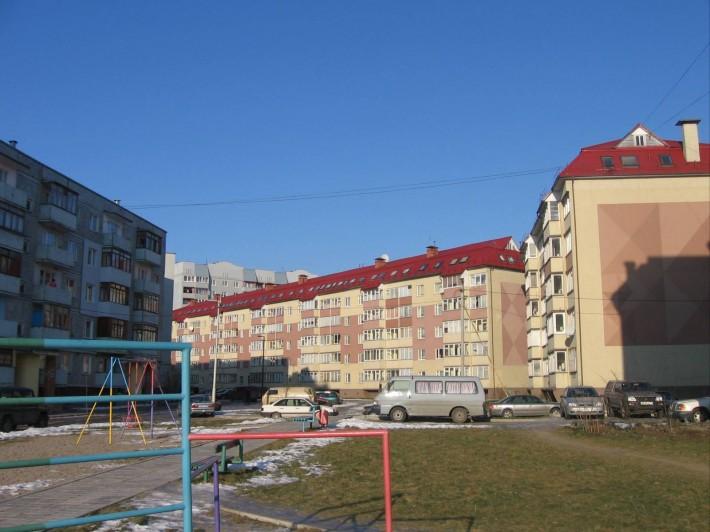 Московский район - точечная застройка
