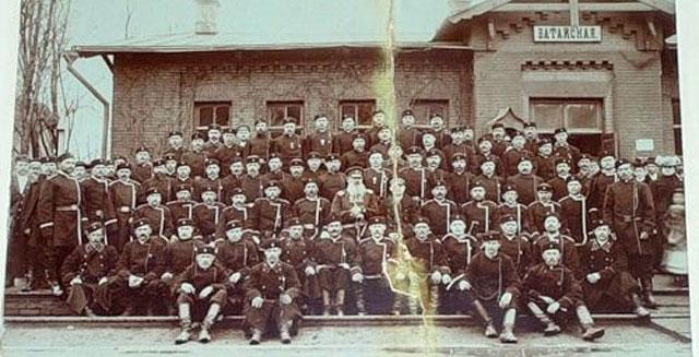 После революции Батайск стал