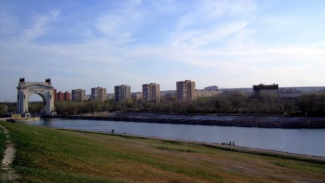 Волго-Донской канал им. Ленина