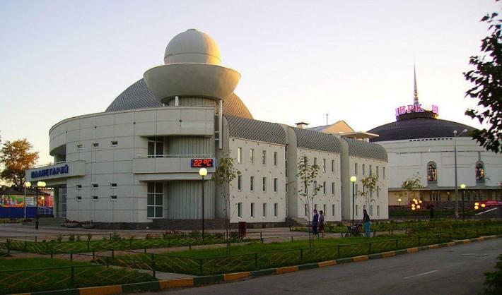 Нижний Новгород. Планетарий