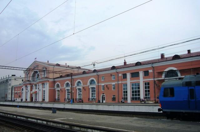 ЖД Вокзал в Брянске
