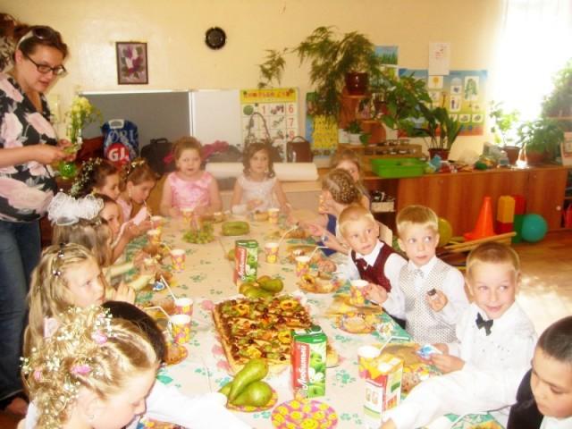 Выпускной в детском саду №44