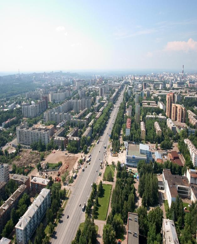 Город Уфа: климат, экология, районы, экономика, криминал и ...