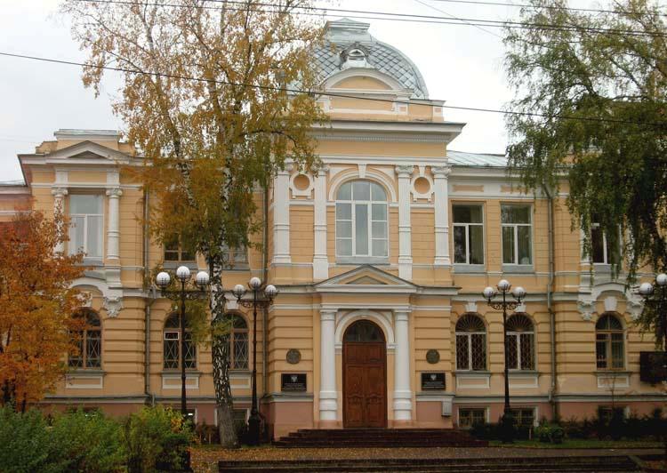 Город Томск: климат, экология, районы, экономика, криминал ...