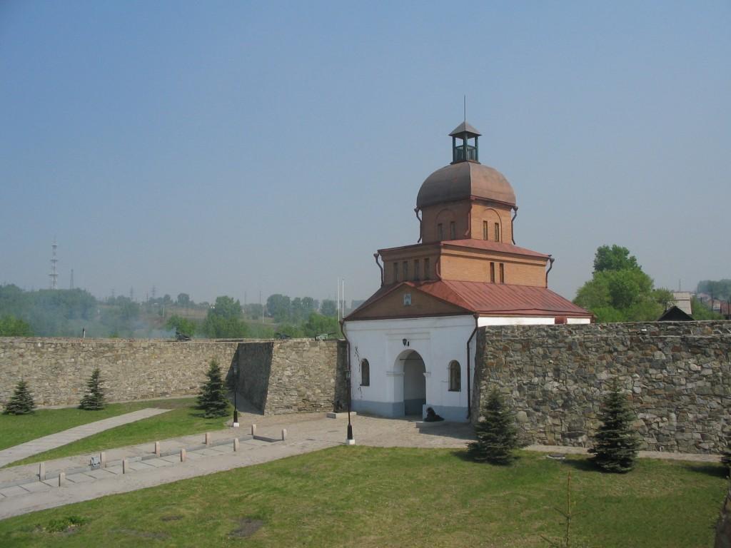 Кузнецкая крепость. Новокузнецк.