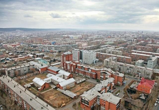 Октябрьский район Иркутска