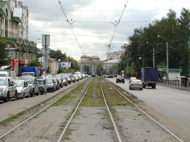 Казань. Советский район