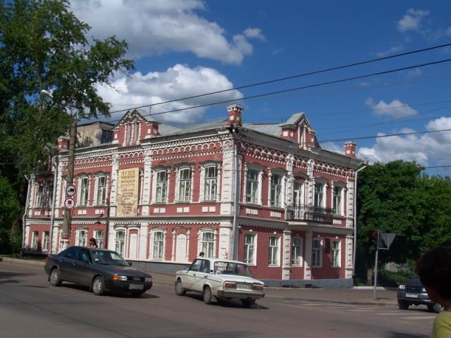 Старый Саранск