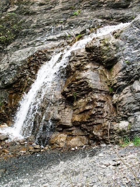 Новокузнецк. Водопад