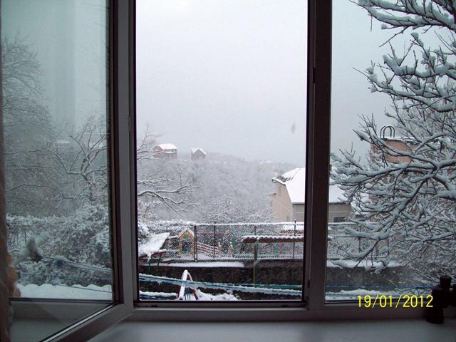 Зима в Туапсе