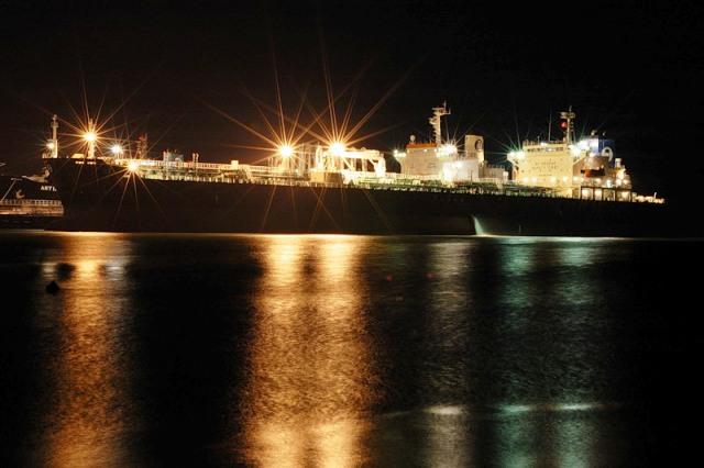 В Туапсинском порту