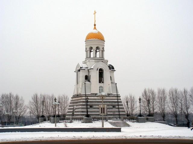 Часовня св.Александра Невского