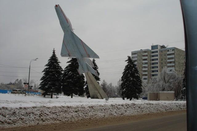 Миг-21 в Жуковском