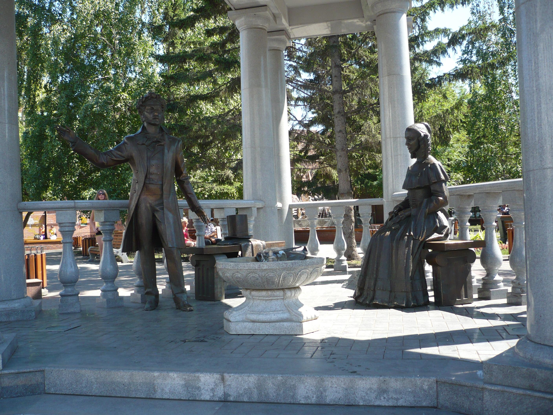 Пушкин :)