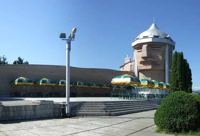 Ресторан Сосруко в Нальчике