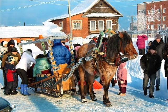 Рождество в Воткинске