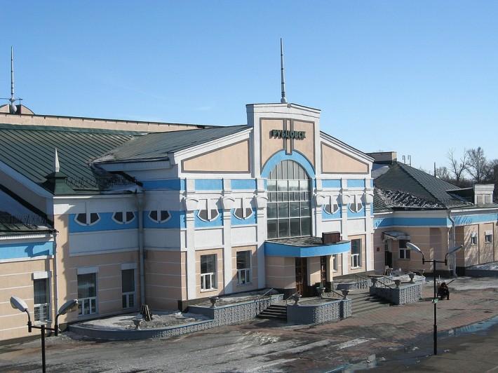 Рубцовский железнодорожный вокзал