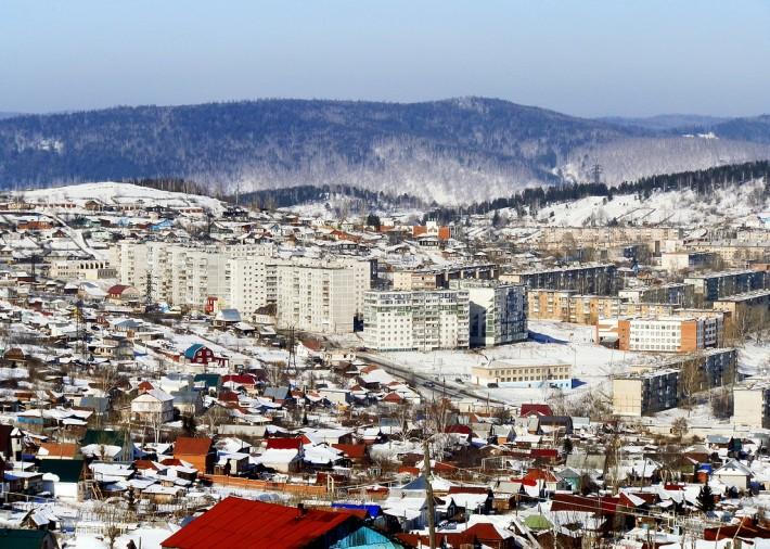 Северо-западная часть города