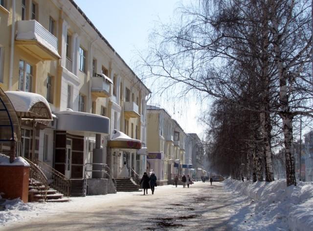 Сталинки в центре города