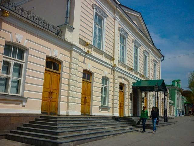 Театр им. А.Чехова