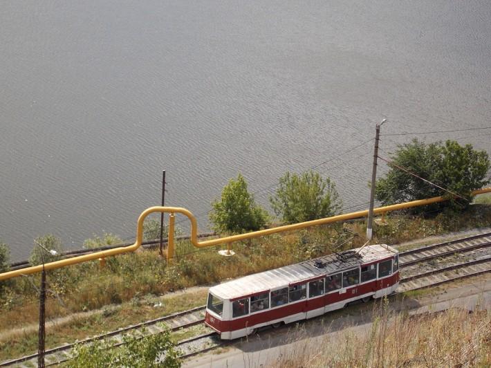 Трамвай в Златоусте