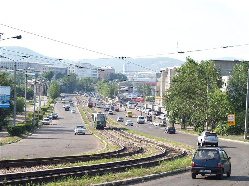 Дороги Улан-Удэ
