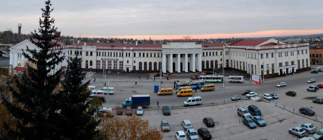 Тула. Вокзал