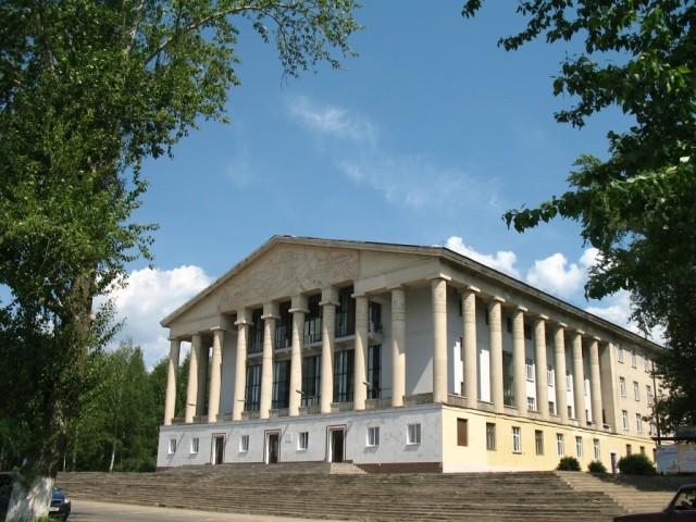 Воткинск. ДК Юбилейный