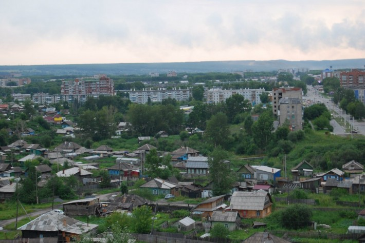 Панорама Ачинска