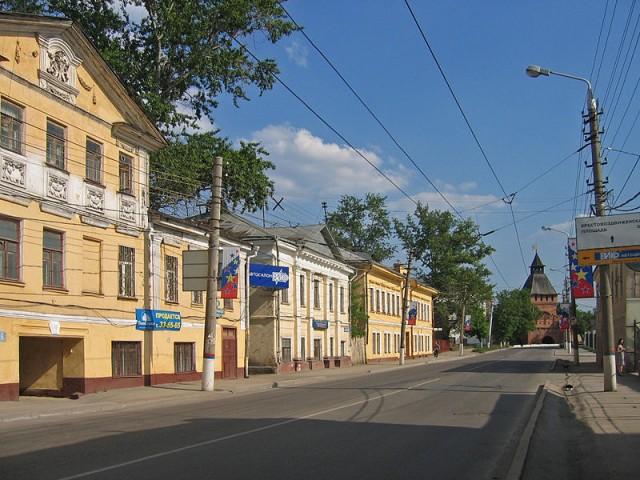 Тульская улица