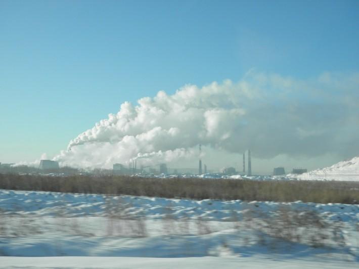 Глинозёмный завод