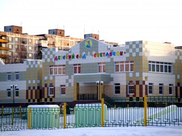Детский сад «Светлячок» в Колычёво