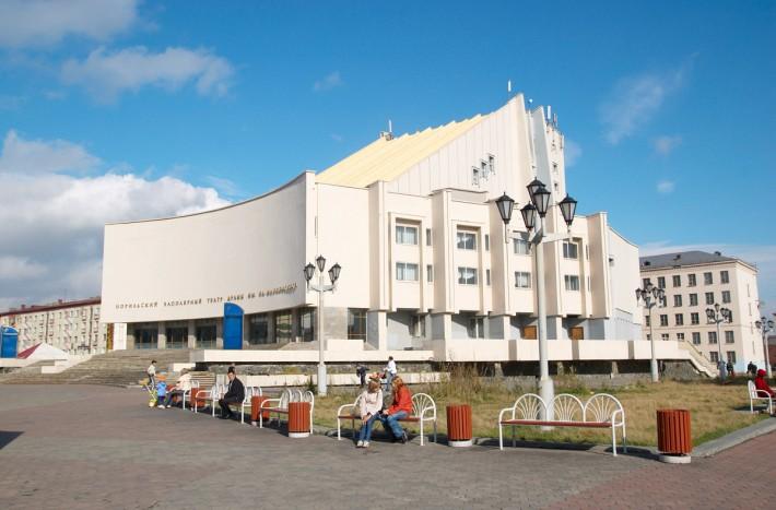 Норильский театр драмы