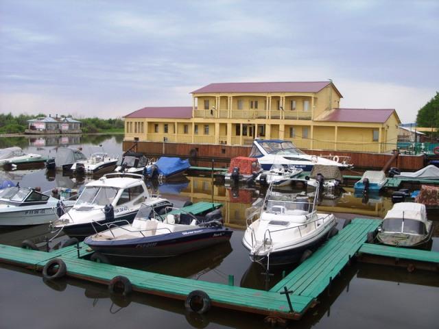 Рыболовный клуб «КАМА-N-DOOR»