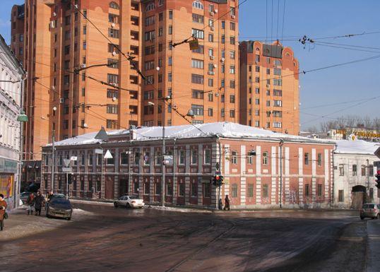 Новостройки в Марьиной