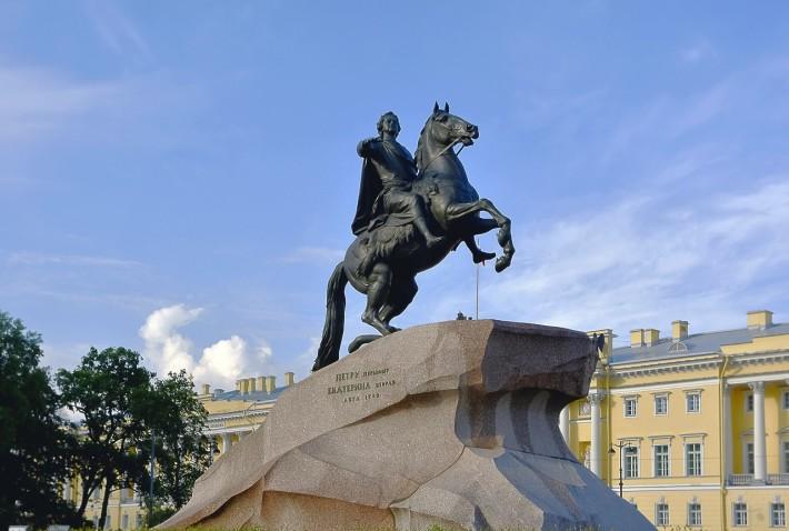 «Медный всадник» - символ Санкт-Петербурга