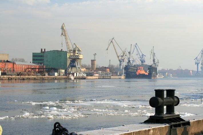 «Адмиралтейские верфи» - старейший судостроительный завод Петербурга